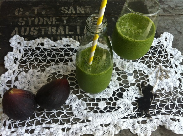 Exotic Green smoothie