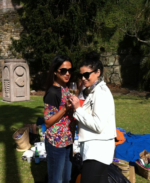 SisterSledge & me